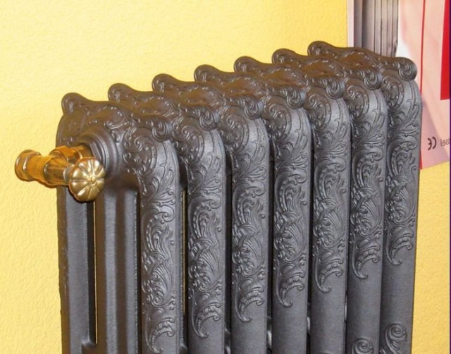 Чугунные радиаторы для частного дома