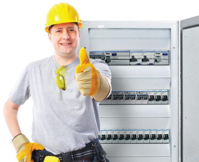Схема разводка и монтаж электропроводки