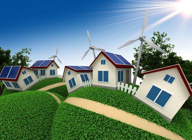 Электроэнергия на даче