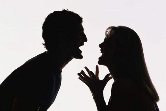 Мириться с мужем