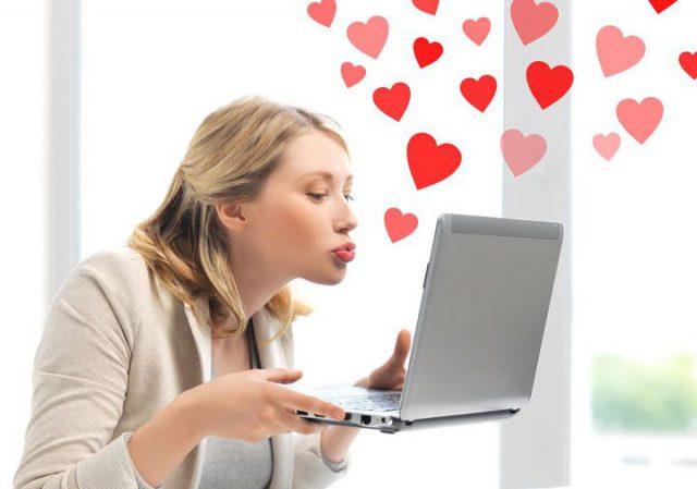 Общаться в интернете