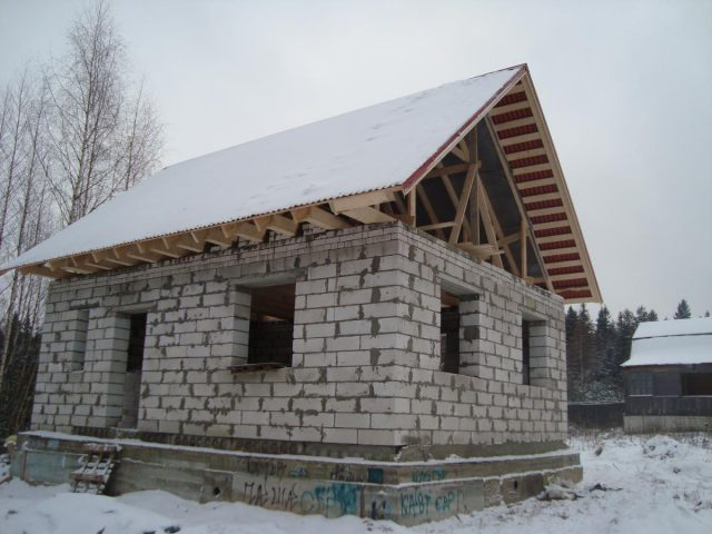 Как можно построить дом дешево