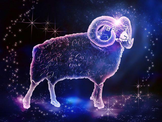 Знаки зодиака овен