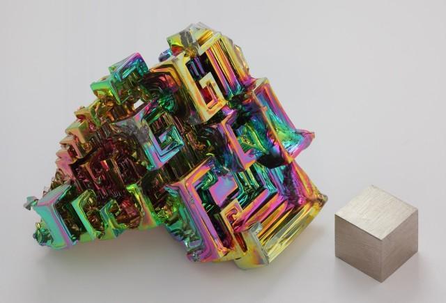 Красивый кристалл