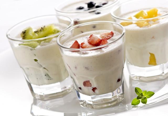Что сделать из йогурта