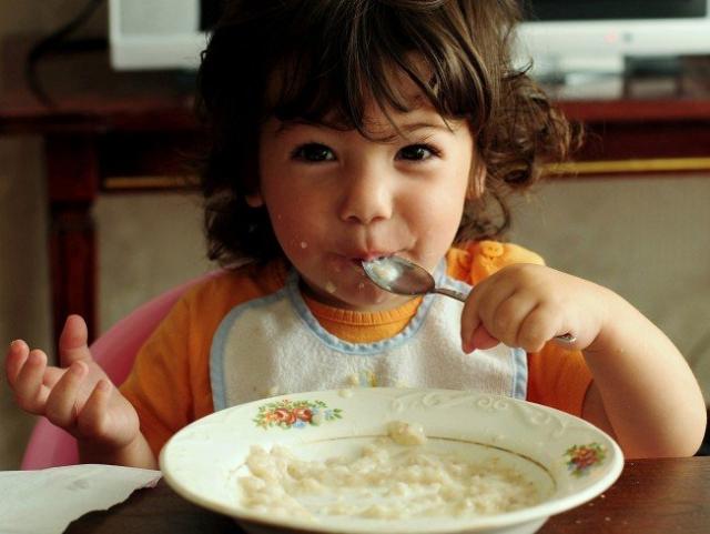 Как варить ячневую крупу на молоке