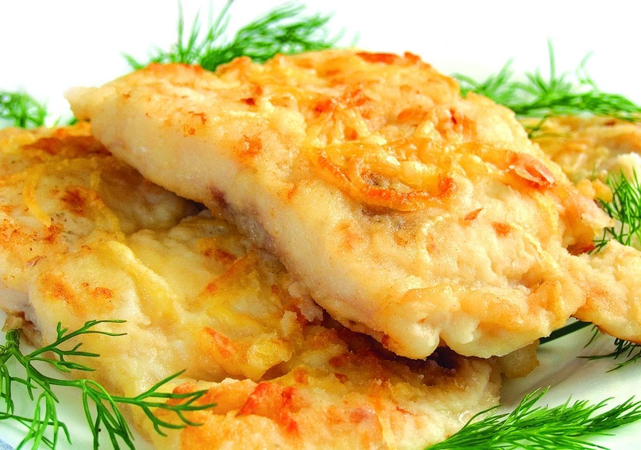 Рецепт филе рыбы в кляре в духовке