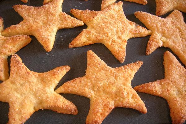 песочные печенья рецепт с фото в домашних