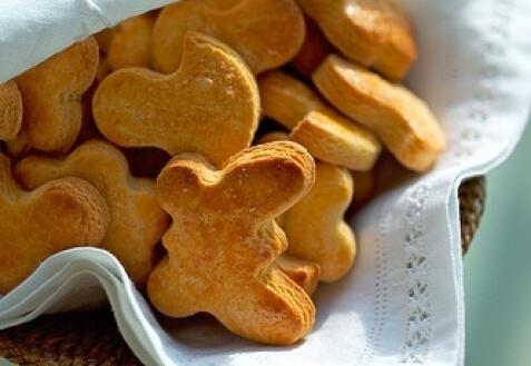 Детское песочное печенье рецепт