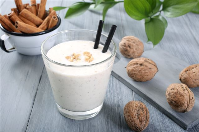 Молочный коктейль с мороженым рецепты