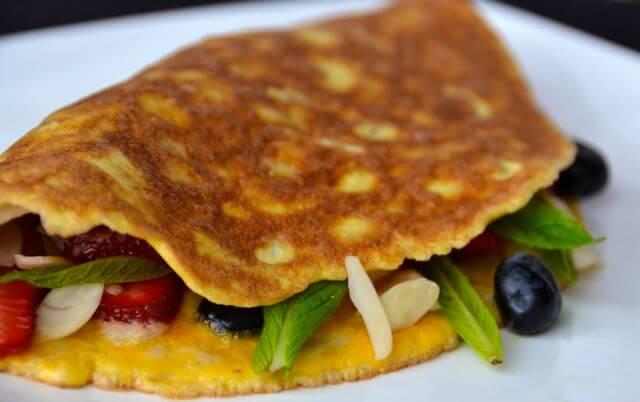 Вкусняшки на скорую руку: быстрый завтрак и ужин