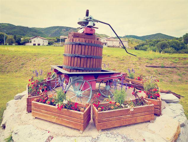 Пресс для винограда как сделать своими руками