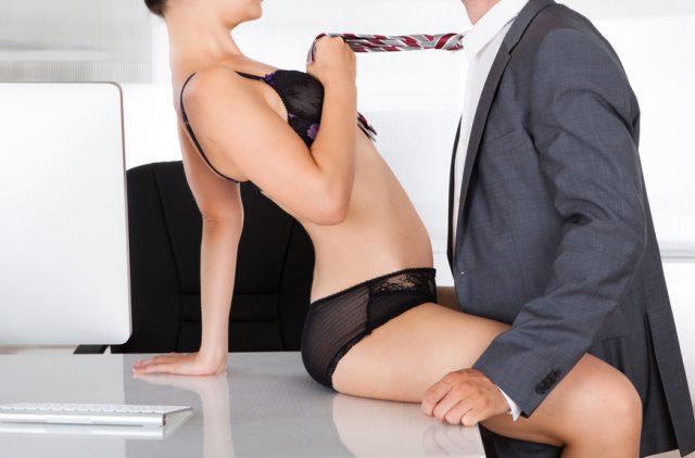 Мужчин хочет секс женщиной