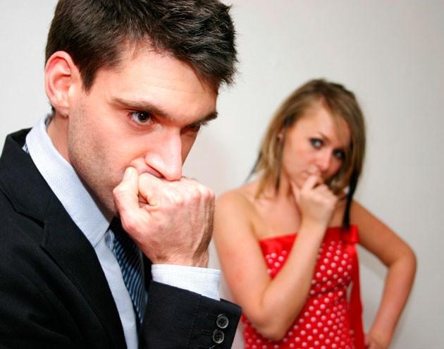 Признаки что мужчина с свами из за секса
