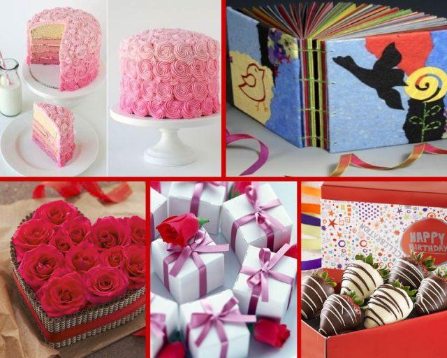 Подарок на день рождения любимой девушке идеи