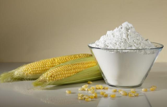 Как сделать кукурузный крахмал фото 665