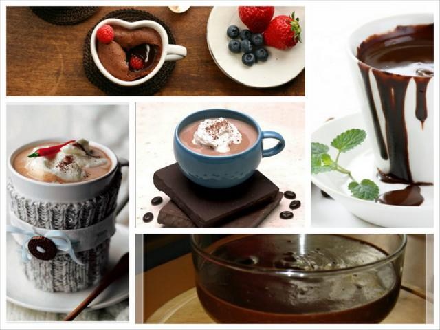 Как сделать твердым шоколад в домашних условиях 178