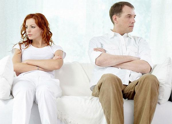 Как помириться с мужем после развода